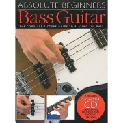 Music Sales Absolute Beginners: Bass Guitar