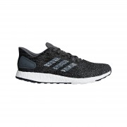 adidas Men's Pure Boost DPR Running Shoes - Grey Six - US 12.5/UK 12 - Grey