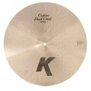 "Zildjian 16"" K-Custom Dark Crash Pratos Crash"