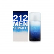 212 Men Summer Carolina Herrera Eau de Toilette Limited Edition 100 ml-Caballero