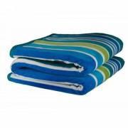 Prosop Plaja Stripe-Turquoise, Hr-Bic-70140-T, Heinner, 70X140Cm