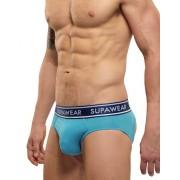 Supawear Supadupa Jock Brief Jock Strap Underwear Blue