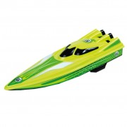 Happy People RC Toy Speed Boat 40cm Green