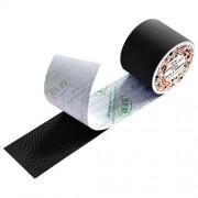 SFM Hospital Products GmbH SFM ® Kinesiologie Tape : cotton in Folie 5cmx5m schwarz (1)