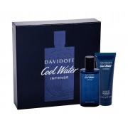 Davidoff Cool Water 75Ml Edp 75 Ml + Shower Gel 75 Ml Per Uomo