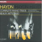 Beaux Arts Trio - Haydn: The Complete Piano Trios (0028945409825) (9 CD)