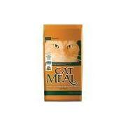 Ração Cat Meal para Gatos Carne, Peixe e Vegetais 25Kg