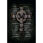 poster gotic Cruce - laminate la - Reinders 14907