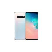 Samsung G973F Galaxy S10 128GB Dual Sim, fehér, Kártyafüggetlen, Gyártói garancia
