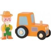 Masinuta Janod My Story - Farmer and Tractor