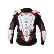 UFO PE02276WS M Pettorina motocross-enduro Pro Ergo bianco S M