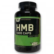 Hmb 1000mg 90 Capsulas Optimum Nutrition Importado