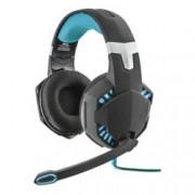Слушалки Trust GXT 363 Bass Vibration 7.1, геймърски, USB, черни