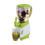 Blender de fructe si legume cu robinet, 1,5litri, 2 viteze, functie puls, 350W, DomoClip DOP141BV