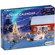 Schleich Christmas on The Farm Advent Calendar Set