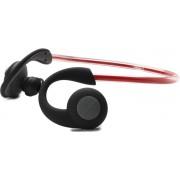 BOOMPODS Słuchawki dokanałowe BOOMPODS Sportpods Vision Czerwony