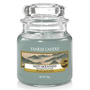 Yankee Candle Misty Mountains Small Jar Retail
