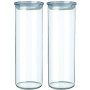 SIMAX Üvegedény készlet 2db 1,8l 5132/L áttetsző