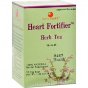 Health King Medicinal Teas Heart Fortifier Herb Tea - 20 Tea Bags