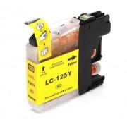 Printflow Compatível: Tinteiro Brother LC-125Y xl amarelo