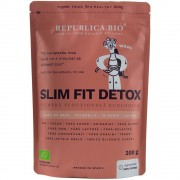 Slim Fit Detox, pulbere functionala ecologica