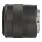 Canon EF-M 18-55mm 1:3.5-5.6 IS STM negro - Reacondicionado: como nuevo 30 meses de garantía Envío gratuito