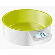 Cantar de bucatarie Sencor SKS 4004GR, 5kg (Verde-Alb)