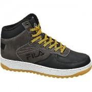 Fila Donkergrijze hoge sneaker 44