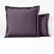La Redoute Interieurs Fronha de almofada ou de travesseiro, em flanela, SCENARIOvioleta-violino- 85 x 185 cm