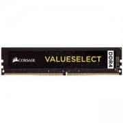 Памет Corsair DDR4, 2666MHZ 4GB (1 x 4GB) 288 DIMM 1.20V, Unbuffered, 18-18-18-43, CMV4GX4M1A2666C18