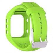 TONW Smart Watch Smart Watch Correa de Silicona con Correa for la muñeca for Polar A300 (Verde Militar) Brand:. (Color : Green)