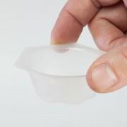 VITACARRY Coppette in plastica monouso per frantumapillole SafeCrush - 1000 pezzi