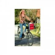 Karlie Cykelkorg - Grå/Röd