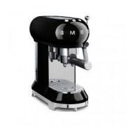 SMEG Macchina Da Caffe 50's Style Nero Ecf01bleu