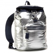 Раница TOMMY JEANS - Tjw Heritage Sm Puffer Backpack AW0AW09108 GRY
