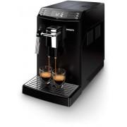 Espressor super-automat Philips EP4010/00, Sistem filtrare AquaClean, Tehnologie CoffeeSwitch, Sistem spumare Pannarello, 5 setari intensitate, Optiune cafea macinata, 4 bauturi, Negru