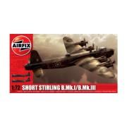 Airfix kit constructie avion short stirling b.mk.i/b.mk.iii