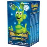 Minimartieni Imunactiv - complex de vitamine și minerale cu gust de capsuni sau portocale