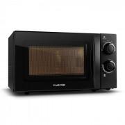 myWave Mikrowellen-Ofen 20L 700W Timer schwarz Schwarz