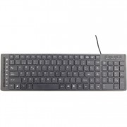 TASTATURA GEMBIRD MULTIMEDIA USB BLACK KB-MCH-01