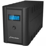 Аварийно захранване UPS POWERWALKER VI 2200 SHL LCD, 2200VA, Line Interactive, POWER-UPS-VI2200SHL