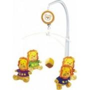 Carusel muzical Lion