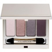 Clarins Eye Make-Up 4 Colour Eyeshadow Palette paleta de sombras de ojos tono 02 Rosewood 6,9 g