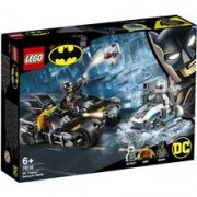 LEGO 76118 LEGO Super Heroes Mr. Freeze mot Batcycle