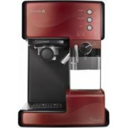 Espressor semi-automat Breville Prima Latte VCF046X 15 bar Rosu-Negru