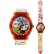 Orologio disney snp0014 bambino mickey mouse
