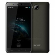 HOMTOM HT10 Android 6.0 4G Telefono con 4 GB de RAM? ROM de 32 GB - Negro + Tarnish