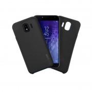 SBS Mobile Polo Rubber Case Samsung Galaxy J4 - Zwart