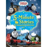 Thomas & Friends 5-Minute Stories: The Sleepytime Collection (Thomas & Friends), Hardcover/Random House