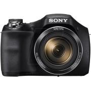 SONY DSC-H300 - Digitalkamera, 20,1 MP, 35-fach Zoom, schwarz